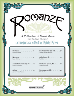 Romanze: A Collection of Sheet Music